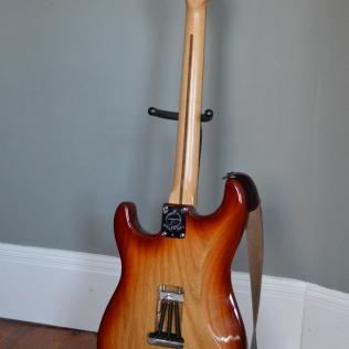 2014 Fender American Standard/Deluxe Strat - rear